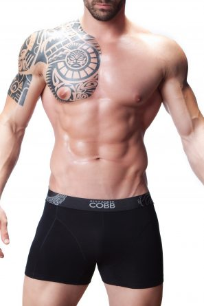 Alexander_COBB_Mans _Underwear_Black_Element_Front