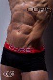 Alexander_COBB_by_CORE_Boxer_Short_Black