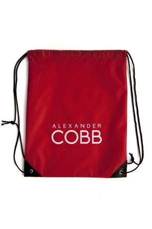 Alexander-COBB-backpack-red