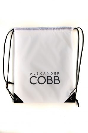 Alexander-COBB-backpack-white